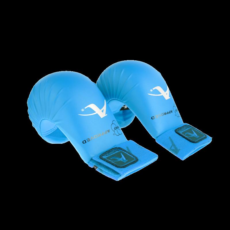 Накладки для каратэ Arawaza WKF NEW(синие)