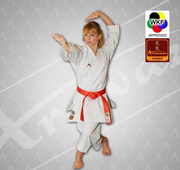 Кимоно для каратэ Arawaza Amber Evolution WKF