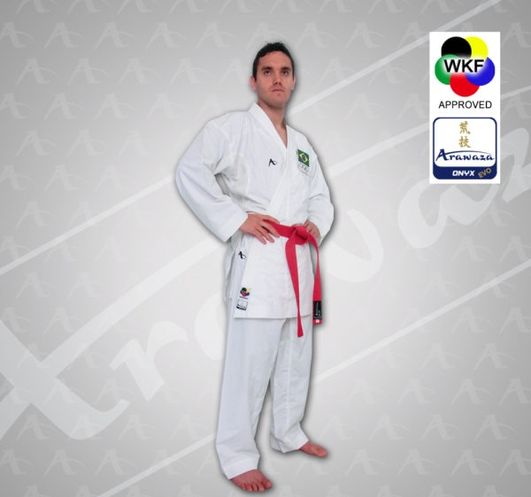 Кимоно для каратэ Arawaza Onyx Evolution WKF